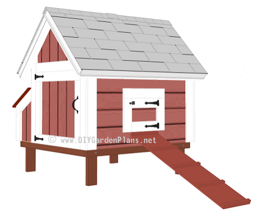 chicken coop plans step-by-step building guide