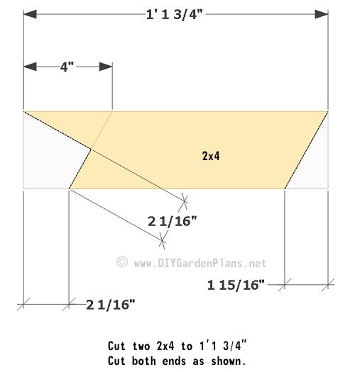 Chicken Coop Building Plans: Truss / Rafters