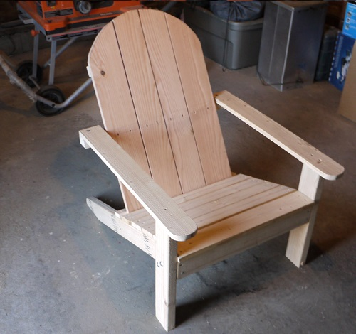Fine Easy To Follow Plans For An Adirondack Chair Short Links Chair Design For Home Short Linksinfo