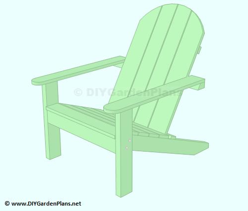 10 Great Adirondack Chair Plans
