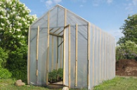 How To Save Money Building A Greenhouse