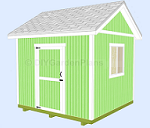 Plans For DIY Sheds