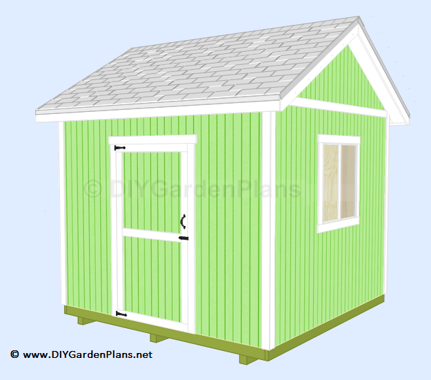 Gable Shed Plans 12x16 Jump To Next Level