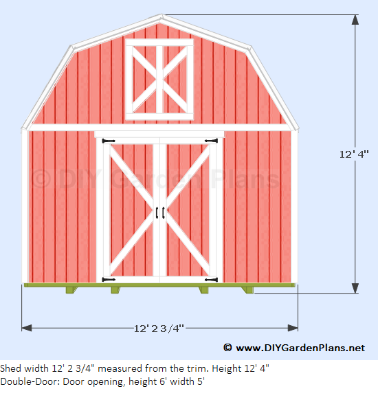 Plans for sheds access diy 8x8 shed plans and material for Shed plans and material list