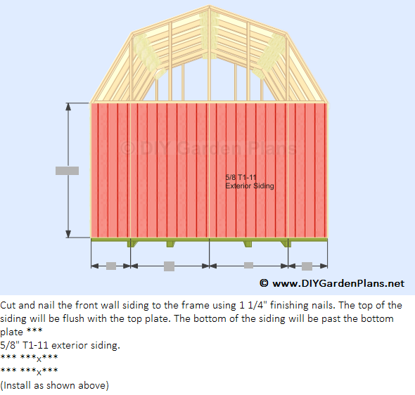 Koras 8x8 barn shed plans for Free shed design software with materials list
