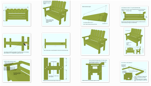Free Garden Bench Guide: Simple To Build Garden Bench