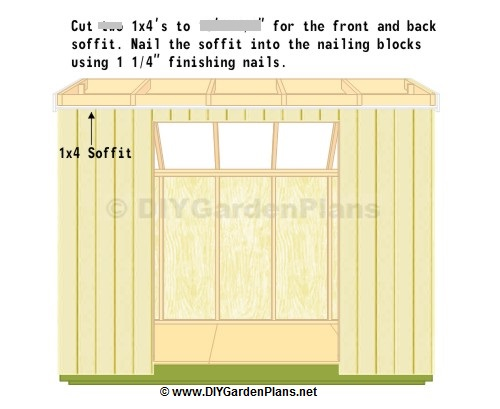 DIY Saltbox Shed: Page 10