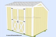 saltbox shed building guide