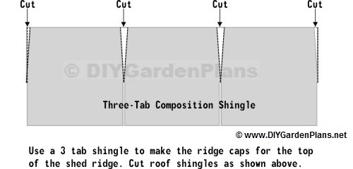 Shingles Saltbox Shed Plans Page 14